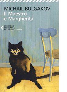 """La copertina de """"Il Maestro e Margherita"""" di Michail Bulgakov (Feltrinelli)"""