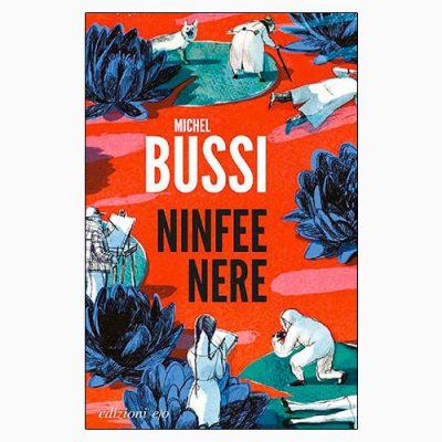 """La copertina di """"Ninfee Nere"""" di Michel Bussi, pubblicato da edizioni e/o"""