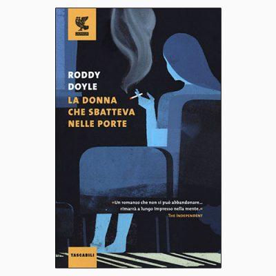 """La copertina de """"La donna che sbatteva nelle porte"""" di Roddy Doyle"""