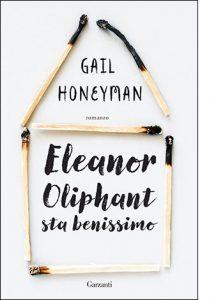 La copertina di Eleanor Oliphant sta benissimo (Garzanti)