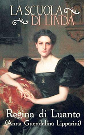 """La cover dell'e-book """"La scuola di Linda"""" di Regina di Luanto (Kobo)"""
