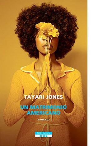 """Copertina di """"Un matrimonio americano"""" (Neri Pozza) di Tayari Jones"""
