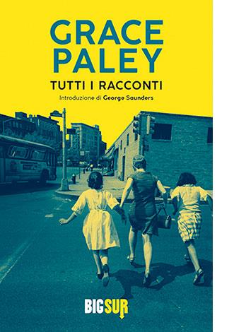 """""""Tutti i racconti"""" di Grace Paley (copertina)"""