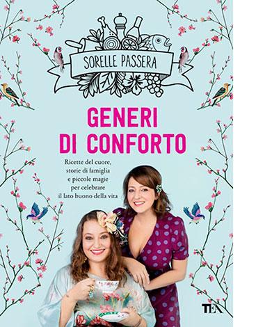 """La copertina di """"Generi di conforto"""" delle Sorelle Passera (TEA)"""