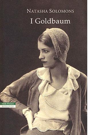 "La copertina de ""I Goldbaum"" di Natasha Solomons (Neri Pozza)"