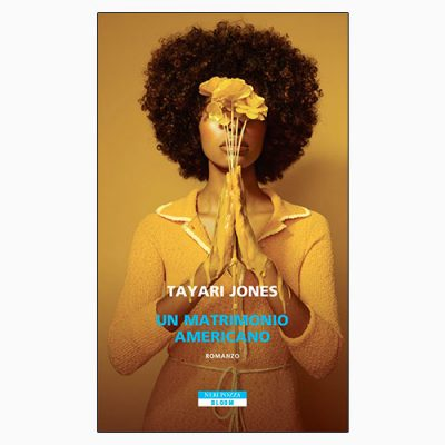 """La copertina di """"Matrimonio americano"""", il libro di Tayari Jones pubblicato da Neri Pozza"""