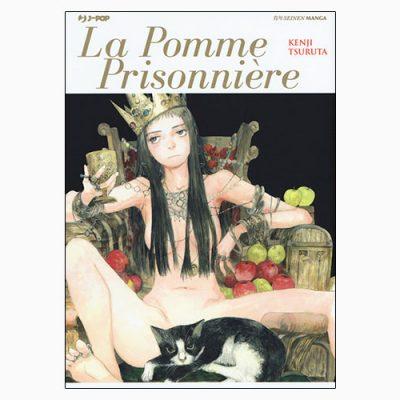 """La copertina di """"La Pomme Prisonnière"""" di Kenji Tsuruta, libro pubblicato da Edizioni BD"""