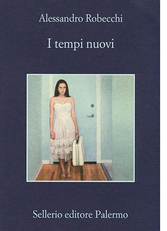 """La copertina de """"I tampi nuovi"""" di Alessandro Robecchi (Sellerio)"""