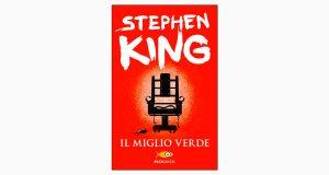 """La copertina de """"Il miglio verde"""" di Stephen King (Sperlin & Kupfer))"""