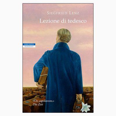 "La copertina di ""Lezione di tedesco"" di Siegfried Lenz (Neri Pozza)"