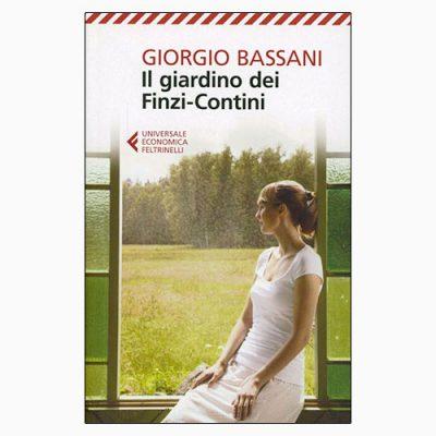 """La copertina de """"Il giardino dei Finzi-Contini"""" di Giorgio Bassani (Feltrinelli)"""