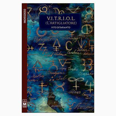 """La copertina di """"V.I.T.R.I.O.L"""" di Vito Ditaranto (Le Mezzelane)"""