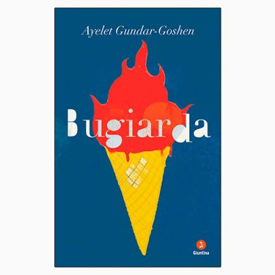 """La copertina di """"Bugiarda"""", libro scritto da Gundar-Goshen e pubblicato da Guanda"""