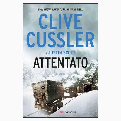 """""""ATTENTATO"""" DI C. CUSSLER E J. SCOTT"""