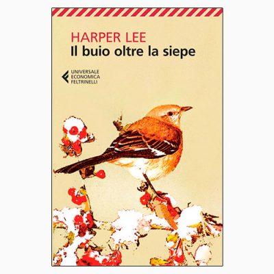 """La copertina del libro """"Buio oltre la siepe"""" di Harper Lee (Universale Economica Feltrinelli)"""