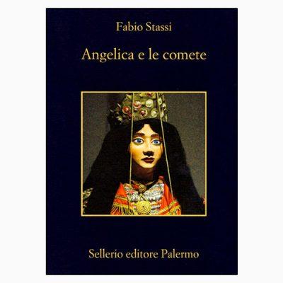 """La copertina del libro """"Angelica e le comete"""" di Fabio Stassi (Sellerio Editore)"""