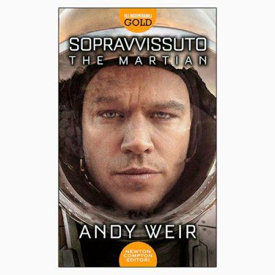 """""""SOPRAVVISSUTO"""" DI ANDY WEIR"""