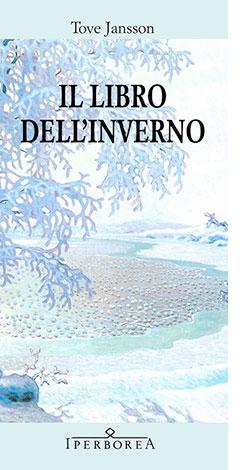"""La copertina del libro """"Il libro dell'inverno"""" di Tove Jansson (Iperborea)"""