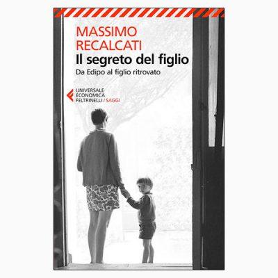 """La copertina del libro """"Il segreto del figlio"""", scritto da Massimo Recalcati e pubblicato da Feltrinelli"""