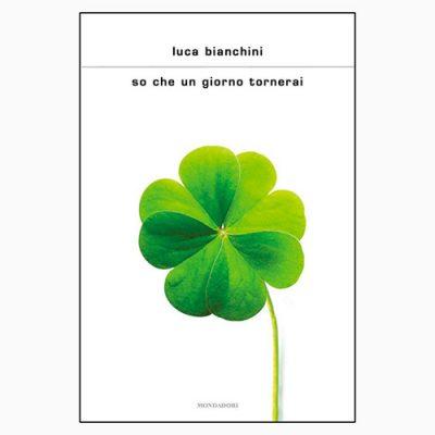 """La copertina del libro """"So che un giorno tornerai"""" di Luca Bianchini (Mondadori)"""