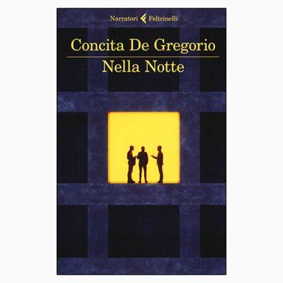 """La copertina del libro """"Nella notte"""", scritto da Concita De Gregorio e pubblicato da Feltrinelli"""