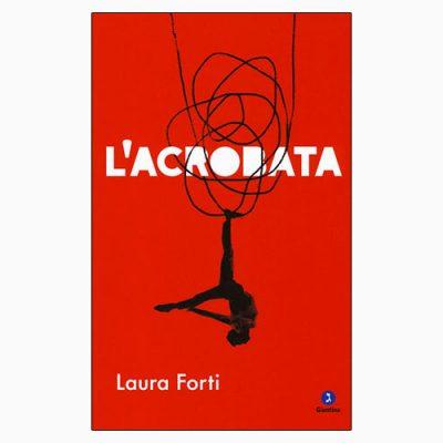"""La copertina del libro """"L'acrobata"""" di Laura Forti (La Giuntina)"""