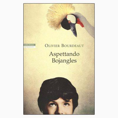 """La copertina del libro """"Aspettando Bojangles"""" di Olivier Bourdeat (Neri Pozza)"""