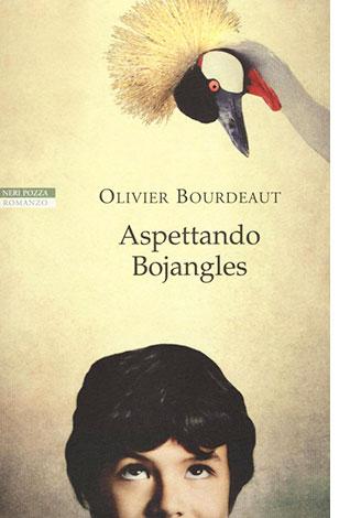 """La copertina di """"Aspettando Bojangles"""", scritto da Olivier Bourdeat e pubblicato da Neri Pozza"""