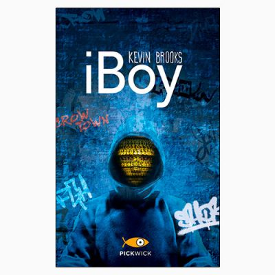 """iBOY"" DI KEVIN BROOKS"