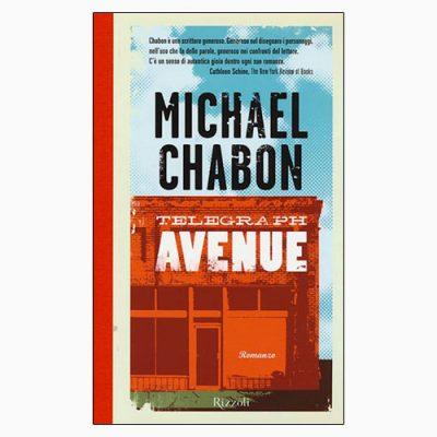 """La copertina del libro """"Telegraph Avenue"""", scritto da Michael Chabon e pubblicato da Rizzoli"""