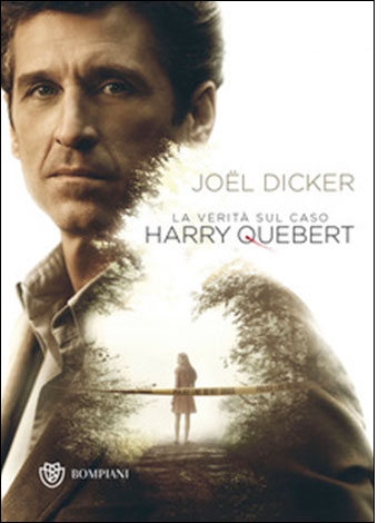 """La copertina del libro """"La verità sul caso Harry Quebert"""", scritto da Joël Dicker"""