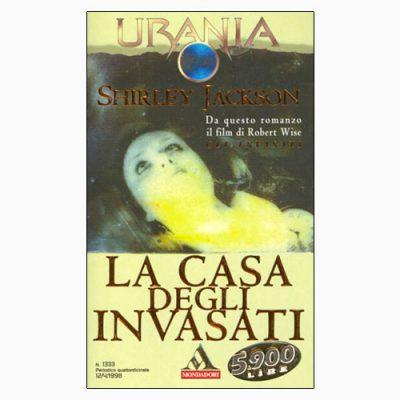 """La copertina del libro """"La casa degli invasati"""", scritto da Shirley Jackson e pubblicato da Mondadori"""