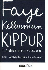 "La copertina del libro ""Kippur"" di Faye Kellerman (Cooper)"