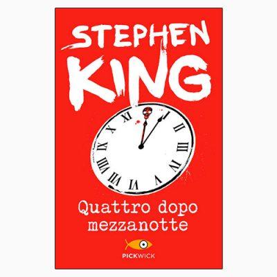 """La copertina di """"Quattro dopo mezzanotte"""" di Stephen King (Sperling & Kupfer)"""