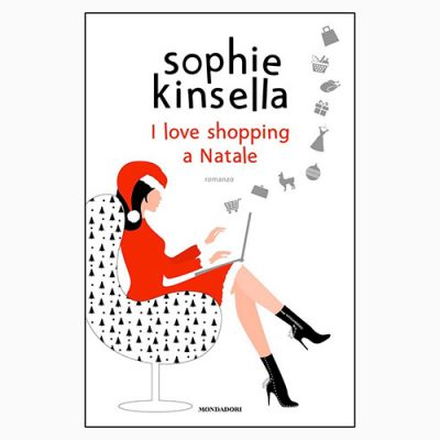 """I LOVE SHOPPING A NATALE"" DI SOPHIE KINSELLA"