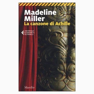 """la copertina del libro """"La canzone di Achille"""" di Madeline Miller (Marsilio)"""