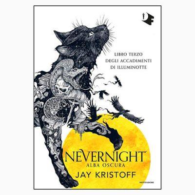 """ALBA OSCURA. NEVERNIGHT"" DI JAY KRISTOFF"