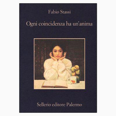 """La copertina del libro """"Ogni coincidenza ha un'anima"""" di Fabio Stassi (Sellerio Editore)"""