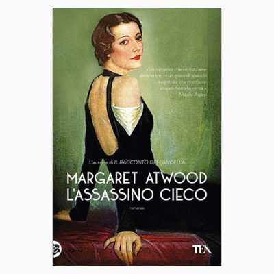 "La copertina del libro ""L'assassino cieco"" di Margaret Atwood (TEA)"