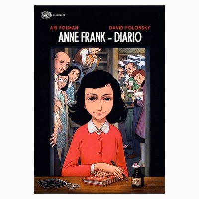 """""""ANNE FRANK – DIARIO"""" DI A. FOLMAN E D. POLONSKY"""