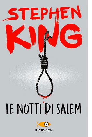 """La copertina del libro """"Le notti di Salem"""", scritto da Stephen King e pubblicato da Sperling & Kupfer"""