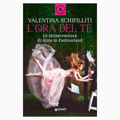 """La copertina del libro """"L'ora del te"""" di Valentina Schifilliti (Giunti)"""