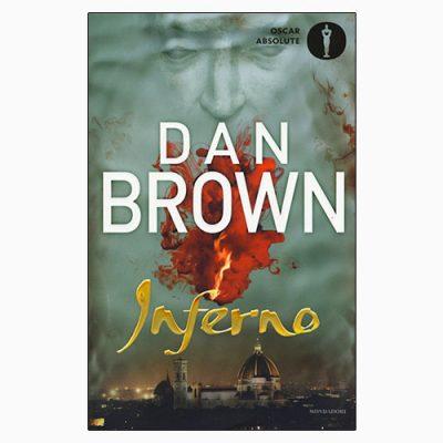 """La copertina del libro """"Inferno"""" di Dan Brown (Mondadori)"""