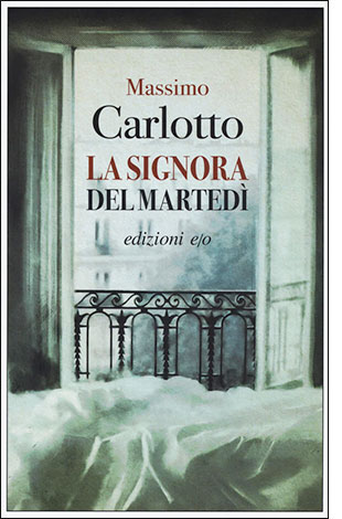 """La copertina del libro """"La signora del martedì"""", scritto da Massimo Carlotto e pubblicato da edizioni e/o"""