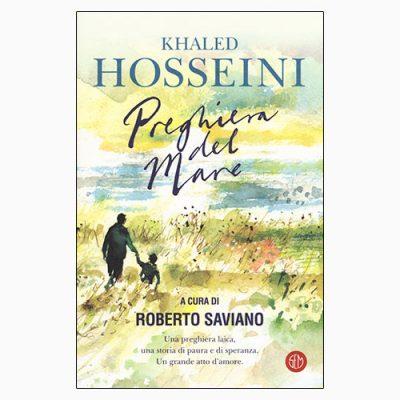 """La copertina del libro """"La preghiera del mare"""" di Khaled Hosseini (SEM)"""