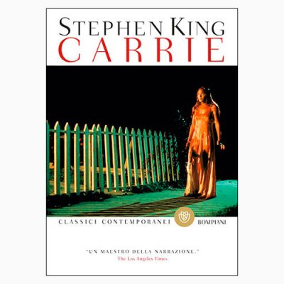 """CARRIE"" DI STEPHEN KING"