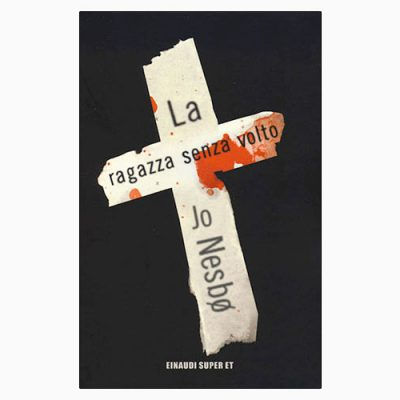 """La copertina del libro """"La ragazza senza volto"""" di Jo Nesbø (Mondadori)"""