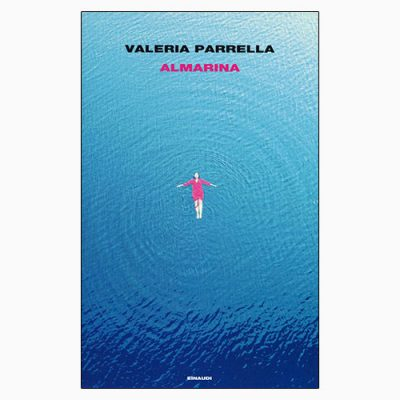"La copertina del libro ""Almarina"" di Valeria Parrella (Einaudi)"