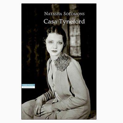 """La copertina del libro """"Casa Tyneford"""" di Natasha Solomons (Neri Pozza)"""