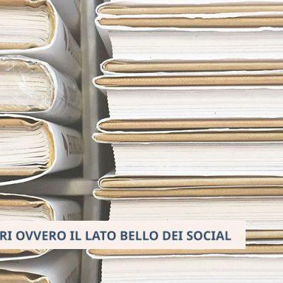 #CHISONOIN10LIBRI OVVERO IL LATO BELLO DEI SOCIAL